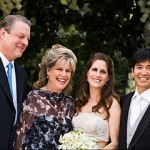 Al Gore's daughter, Sara, marries Chinese business man Bill Lee
