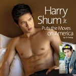 Harry Shum Jr is doing a media blitz on the American psyche (and it's women!)