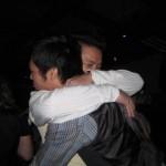 Bonds between student and teacher last a lifetime
