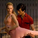 """Mao's Last Dancer"" hero Li Cunxin (Chi Cao) and love interest Elizabeth (Amanda Schull)"