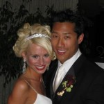 Amy and Billy's Interracial Wedding