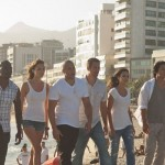 L to R: Matt Schulze, Tyrese Gibson, Gal Gadot, Vin Diesel, Paul Walker, Jordana Brewster, Sung Kang and Ludacris stars in Fast Five. : L to R: Matt Schulze, Tyrese Gibson, Gal Gadot, Vin Diesel, Paul Walker, Jordana Brewster, Sung Kang and Ludacris stars in Fast Five.